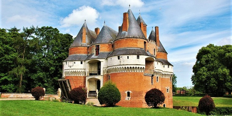chateau rambures