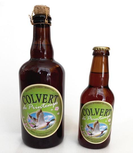 bière de colvert