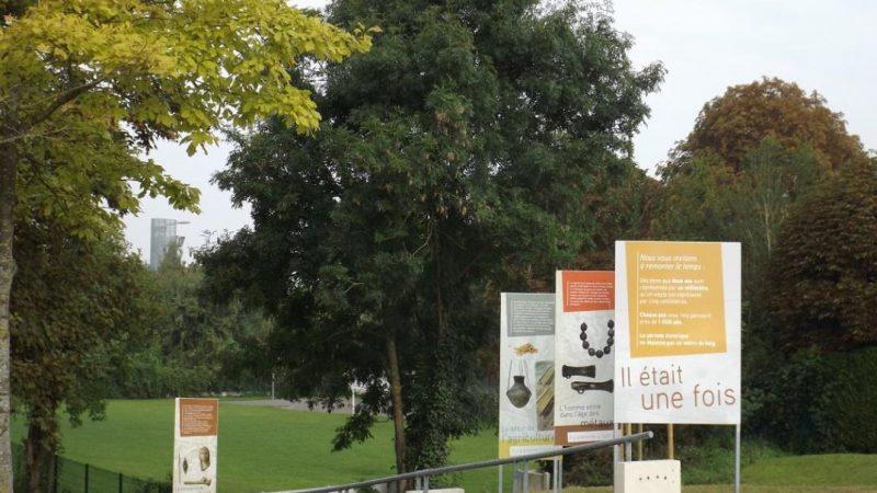 jardin archéologique de st acheul
