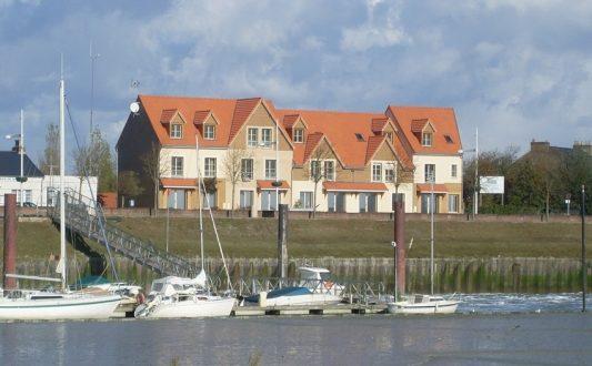 les maisons de la baie